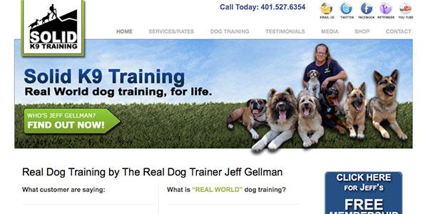 dog-trainer